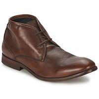 Sapatos Homem Botas baixas Hudson CRUISE Castanho