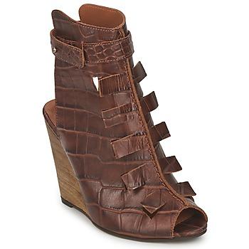 Sapatos Mulher Sandálias Dkode THYONE Conhaque