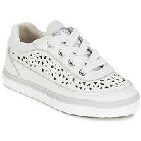 Sapatos Rapariga Sapatilhas Geox CIAK G. H Branco