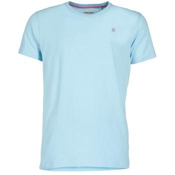 Textil Homem T-Shirt mangas curtas Serge Blanco 3 POLOS DOS Azul / Céu