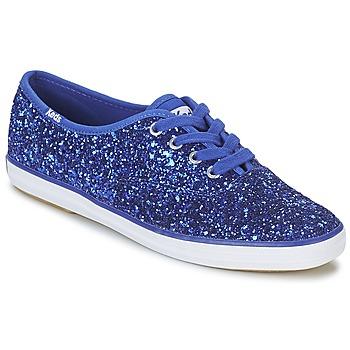 Sapatos Mulher Sapatilhas Keds CHAMPION GLITTER Azul