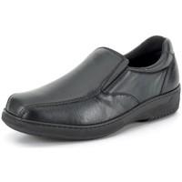 Sapatos Homem Mocassins Calzamedi MOCASIN COMODO PARA PLANTILLAS M NEGRO