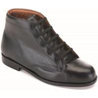 Sapatos Sapatilhas de cano-alto Calzamedi UNISEX ADULTO NIÑO COMODO NEGRO