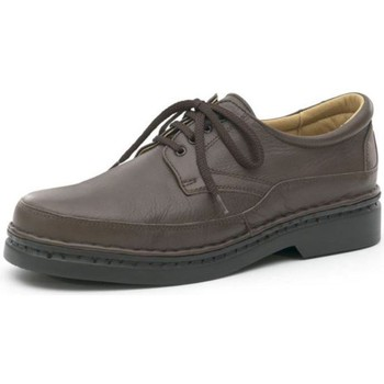 Sapatos Homem Sapatos Calzamedi SAPATAS  CALDEIRA CONFORTABLE TEMPLATES H MARRON