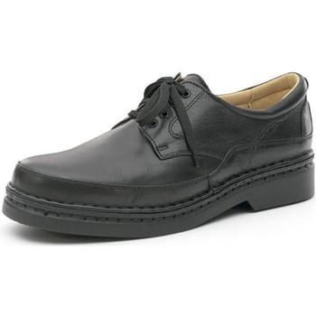 Sapatos Homem Sapatos Calzamedi ZAPATO CASUAL COMODO PARA PLANTILLAS H NEGRO