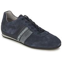 Sapatos Homem Sapatilhas Bikkembergs SPRINGER 99 Azul