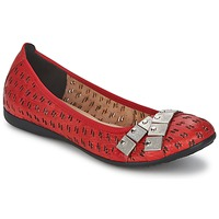 Sapatos Mulher Sabrinas Un Matin d'Ete DISTRICTY Vermelho