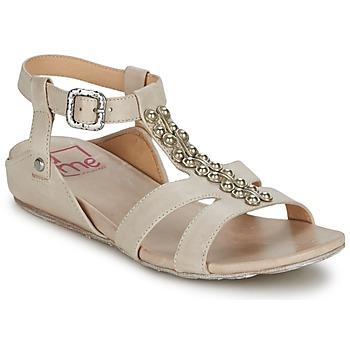 Sapatos Mulher Sandálias Un Matin d'Ete BOSQUET Natural