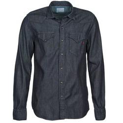 Textil Homem Camisas mangas comprida Replay M4860N Cinza