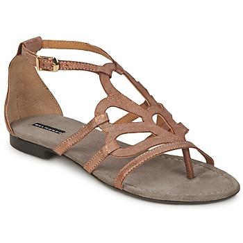 Sapatos Mulher Sandálias Belmondo BETSABEA Cobre