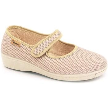 Sapatos Mulher Sabrinas Calzamedi BAILARINA COMODA PARA PLANTILLAS W BEIGE