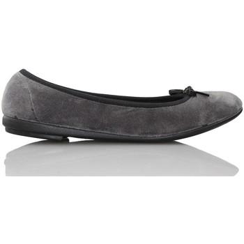 Sapatos Mulher Sabrinas Vulladi MANOLETINAS COMODAS CASUAL W K GRIS