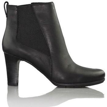 Sapatos Mulher Botas baixas Rockport BOTIN MUJER CHELSEA W NEGRO
