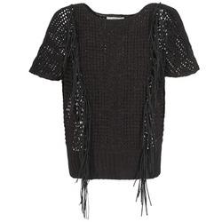 Textil Mulher camisolas Gaudi SILENE Preto