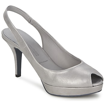 Sapatos Mulher Escarpim Kennel + Schmenger FULDA Cinza