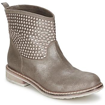 Sapatos Mulher Botas baixas Now TIONA Chumbo