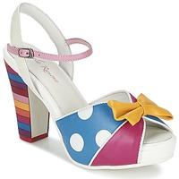 Sapatos Mulher Sandálias Lola Ramona ANGIE P Multicolor