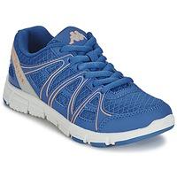 Sapatos Rapariga Sapatilhas Kappa ULAKER Azul / Laranja