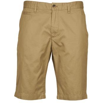 Textil Homem Shorts / Bermudas Chevignon A BERMUDA TWILL Bege