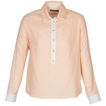 Textil Mulher camisas Petit Bateau FILAO Rosa
