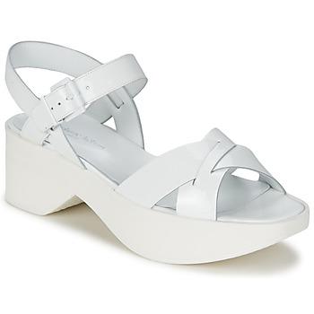 Sapatos Mulher Sandálias Stéphane Kelian FLASH 3 Branco