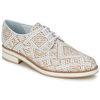 Sapatos Mulher Sapatos Stéphane Kelian HUNA 7 Branco