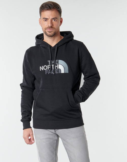 Textil Homem Sweats The North Face DREW PEAK PULLOVER HOODIE Preto