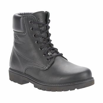Sapatos Homem Botas baixas Panama Jack BASICAS Preto