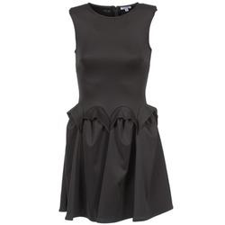 Textil Mulher Vestidos curtos Brigitte Bardot BB44204 Preto