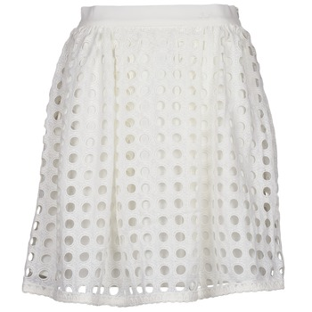 Textil Mulher Saias Brigitte Bardot BB44196 Branco
