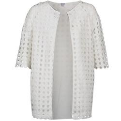 Textil Mulher Casacos Brigitte Bardot BB44197 Branco
