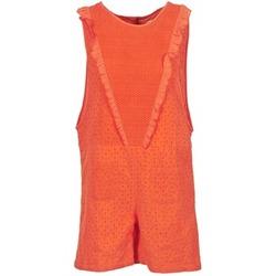 Textil Mulher Macacões/ Jardineiras Brigitte Bardot BB44084 Coral