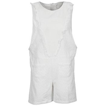 Textil Mulher Macacões/ Jardineiras Brigitte Bardot BB44084 Branco