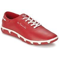 Sapatos Mulher Sapatilhas TBS JAZARU Vermelho