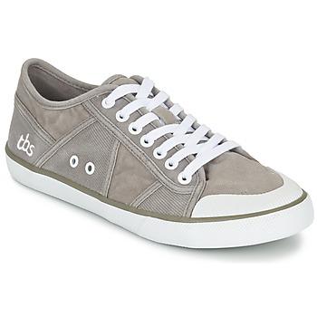 Sapatos Mulher Sapatilhas TBS VIOLAY Cimento