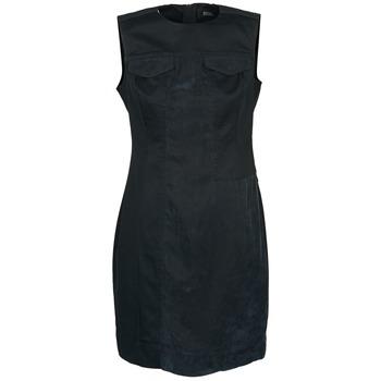 Textil Mulher Vestidos curtos Diesel D-SIRY Preto