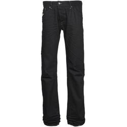 Textil Homem Calças Jeans Diesel DARRON Preto