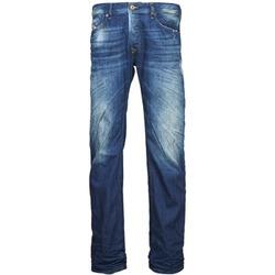 Textil Homem Calças Jeans Diesel WAYKEE Azul