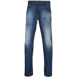 Textil Homem Calças de ganga slim Diesel KRAYVER Azul