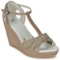 Sapatos Mulher Sandálias One Step CEANE Toupeira / Dourado / Toupeira