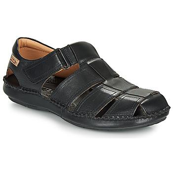 Sapatos Homem Sandálias Pikolinos TARIFA 06J Preto