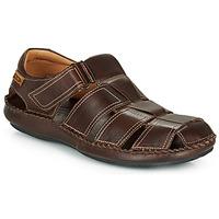 Sapatos Homem Sandálias Pikolinos TARIFA 06J Castanho