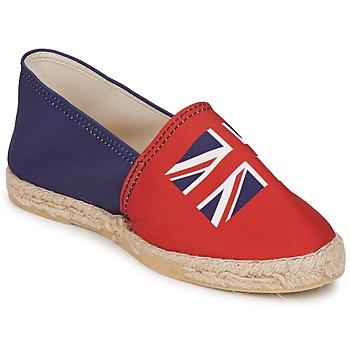 Sapatos Mulher Alpargatas Be Only KATE Vermelho
