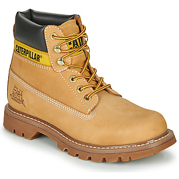 Sapatos Homem Botas baixas Caterpillar COLORADO Mel