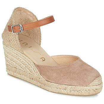 Sapatos Mulher Sandálias Unisa CACERES Bege