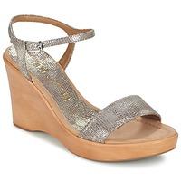 Sapatos Mulher Sandálias Unisa RITA Dourado