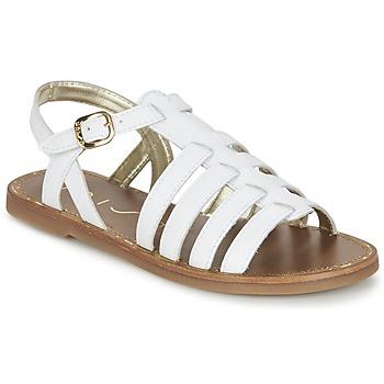 Sapatos Mulher Sandálias Unisa YOLETA Branco