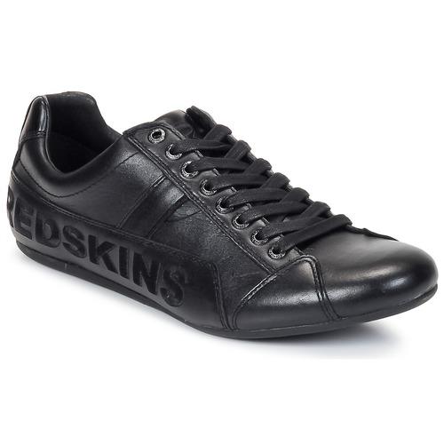 Sapatos Homem Sapatilhas Redskins TONIKO Preto