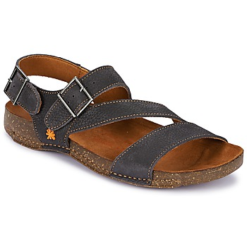 Sapatos Mulher Sandálias Art I BREATHE Cinza