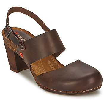 Sapatos Mulher Sandálias Art IMEET Castanho